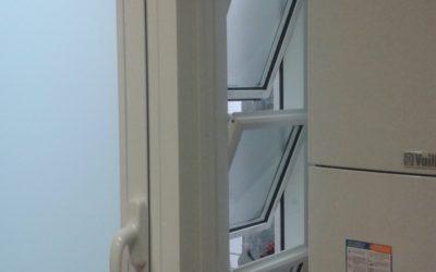 Instalación ventana Hervent
